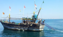 Indian trawlers permission to sri lankan waters