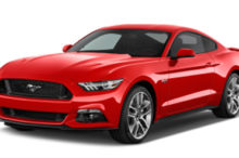 Namal's another car found - This time Ford Mustang