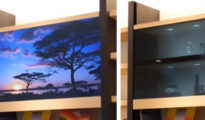 Panasonic unveals latest invicible TV