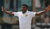 Rangana Herath equalize a world record