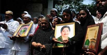 Jayalalitha in Serious Condition
