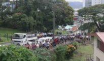6.9 quake hits Fiji
