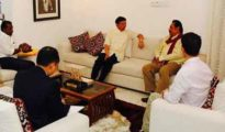 Mahinda expressed his objection to Chinese Ambassedor