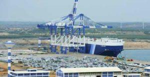 No stop of handing over Hambantota harbor to Chinese