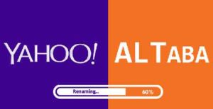 Yahoo going to change the name
